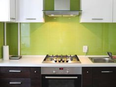 Learn more about kitchen color trends with these ideas from HGTV Remodels.