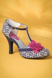 Ruby Shoo Jada shoes navy 401 39 14065 02072015 01W