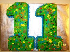 cool cakes for 11 year old boy - Google Search