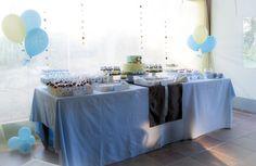 safari sweet table