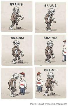 zombie meme