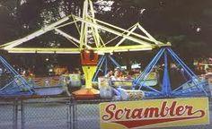Scrambler (made by the Eli Bridge Co.).