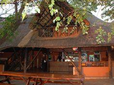 A few good nights at the Zambezi Waterfront Lodge, Zambia.
