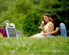 First Year Anniversary by D's Family Photography