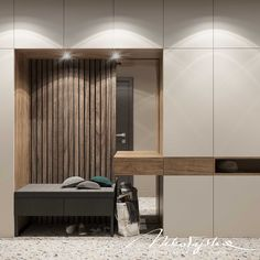 The wardrobe in the entrance to the apartment deigned by us :) Home Design Decor, Bathroom Interior Design, House Design, Wardrobe Door Designs, Wardrobe Design Bedroom, Home Entrance Decor, Bedroom Cupboard Designs, Hallway Designs, Modern Hallway