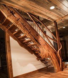 Egyedi és kreatív lépcsők