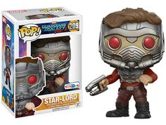 #transformer pop marvel: guardians of the galaxy vol 2 - star-lord exclusive