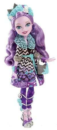 Kitty Cheshire - Spring Unsprung Ever After High Doll