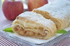 Ur-Omas mürber Apfelstrudel - My WordPress Website Apple Danish, Apple Deserts, Strudel Recipes, Quick Family Meals, Apple Streusel, German Desserts, Bakers Gonna Bake, Restaurant Recipes, Soul Food
