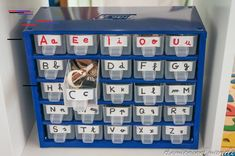 Reggio Inspired Co-Created Alphabet & Number Line Reggio, Diy And Crafts, Alphabet, Homeschool, Teaching, Education, Holiday Decor, Nail, World