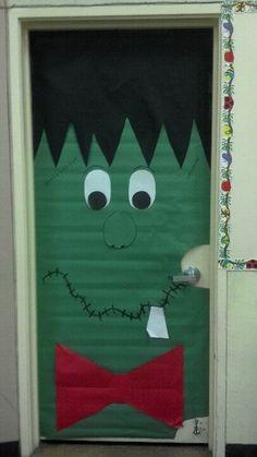 My class door, inspired by Pinterest