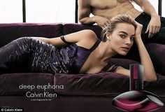 First gig: Margot was announced as the newest face of the brand earlier…