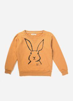 Bobo Choses sweater :: Pomme de Jus Kinderkleding Bobo Choses, Bellerose