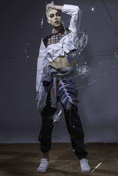 Designer Harriette Vickery, Fashion Design BA (Hons) 2016