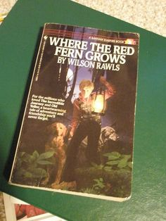 where the red fern grows.  i saw this movie when i was in junior high and cried my eyes out!  so good <3