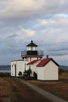 Lighthouse by Megan Barnes, via 500px.