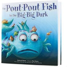 The pout pout fish goes to school kindergarten read for The pout pout fish in the big big dark