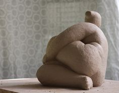 """Check out new work on my @Behance portfolio: """"Seated woman"""" http://on.be.net/1KnTeuy"""