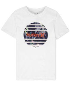 Hurley Boys' Graphic-Print T-Shirt