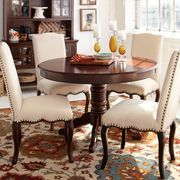 Ronan Extension Tobacco Brown Dining Table