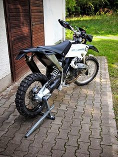 Kohlenwerk GS Cross - That's a big Moto!