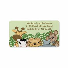 >>>Best          	Jungle Animals Return Address Label           	Jungle Animals Return Address Label in each seller & make purchase online for cheap. Choose the best price and best promotion as you thing Secure Checkout you can trust Buy bestThis Deals          	Jungle Animals Return Address L...Cleck Hot Deals >>> http://www.zazzle.com/jungle_animals_return_address_label-106831873839537123?rf=238627982471231924&zbar=1&tc=terrest