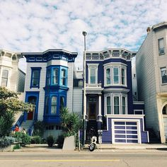 The Mission District, San Francisco. Photo courtesy of sarahirenemurphy on Instagram.