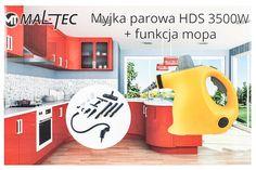 MYJKA PAROWA Z Funkcją MOPA 4,5 Bar Czyścik Szyb | Sklep Maltec.pl - maltec.pl