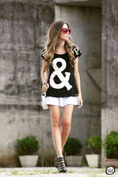 Look Du Jour: Paz &amor by Fashion Coolture