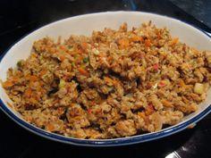 Mat Med Marith - Jeg er ingen gourmetkokk, og det blir ikke så veldig fancy. Men vil dele noen oppskrifter som man raskt kan lage i en travel hverdag + noen de dagene man har litt bedre tid. Fried Rice, Fries, Food And Drink, Asian, Ethnic Recipes, Blogging, Nasi Goreng, Stir Fry Rice