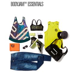 #SHBAM  essentials from #Reebok Hopefully my new set for my January training