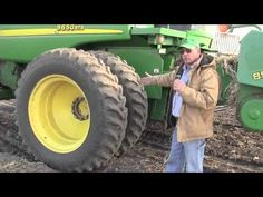 SD Adopted Farmer Bruce Burkhart explains how a combine works and what happens during harvest on his family farm near Dell Rapids. Bruce is one of several SD farmers being adopted by students across the state. This is the second video of the series for the 2012-2013 school year.