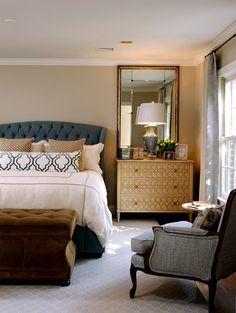 Kristin Peake Interiors, LLC. |  Furniture layout