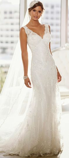 vestido de novia, bridal dress - so pretty