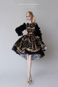 https://flic.kr/p/PDqoUw | fashion royalty october issue agnes | www.etsy.com/shop/BonettaShop?ref=hdr_shop_menu