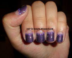 Polish Love: 31DC2012 - Day 18: Half Moons #nails
