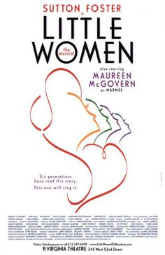 Little Women The Musical. Broadway Posters, Broadway Theatre, Musical Theatre, Movie Theater, Broadway Shows, Musicals Broadway, Movie Posters, Theatre Plays, Theatre Nerds