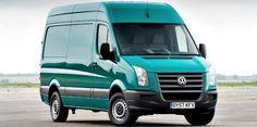 Volkswagen Wants to End Van-Building Deal With Mercedes-Benz