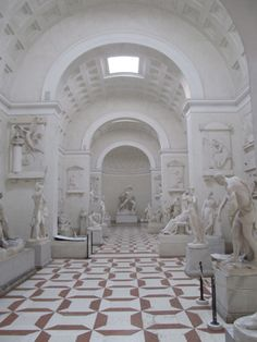 Museo Canova | Possagno, Italy | A must see if you're in Italy and you like sculpture.