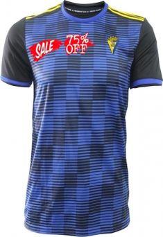 77b4aac2f 2018-19 Cheap Jersey ACF Fiorentina Away Blue Replica Soccer Shirt  CFC876