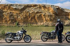The challenge Triumph gave themselves when redesigning the Bonneville was nothing short of Herculean. As a company whose entire brand rests on one hundred plus years of biking heritage, this is the…