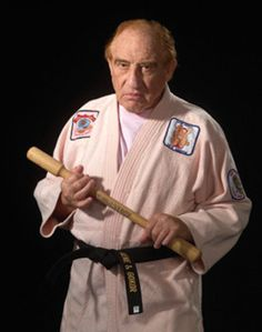 Ivan Gene LeBell (born October 9, 1932) is an American judoka, instructor, stunt performer, and pro catch wrestler born in Los Angeles, California. In 1963 he won first televised and sanctioned MMA fight in America.