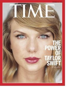 Taylor's cover of Time Magazine!