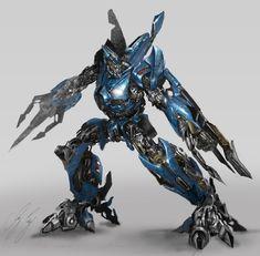 Autobot Bluestreak Concept by vshen on DeviantArt