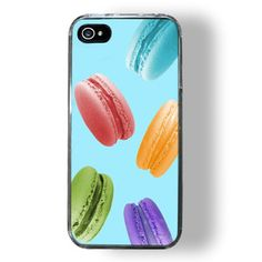 Picture of Macaroons iPhone 5 Case Cool Iphone 5 Cases, 5s Cases, Free Iphone, Iphone 4, Iphone Online, Phone Deals, Painting Trim, Cute Cases, Apple Products