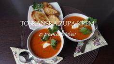 Chyba niemal 100% moich znajomych na hasło ulubiona zupa, bez większego zastanowienia odpowiada pomidorowa. Dzisiaj przedstawiam Wam jej niezwykle aromatyczną, pachnącą włochami i świeżą bazylią wersję. Miałam szansę kiedyś trafić na nią na jednej z imprez i już następnego dnia eksperymentowałam w kuchni (przy pomocy oczywiście niezawodnego wujka Google). Jeżeli jesteście ciekawi jak ją przyrządzić, zapraszamy do czytania dalej! Do przygotowania zupy potrzebujemy: kostkę rosołową i litr…