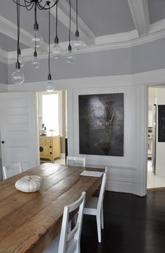 """I just LOVE LOVE LOVE LOVE LOVE this flat! They call it """"eclectic modern""""... maybe the name of my style?!"""