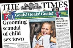 The Times' combined digital and print readership grew by almost eight per cent between February 2012 and April 2013, despite its print readership declining by two per cent, according to figures commissioned by its publisher News UK.