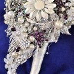 DIY Brooch Bouquet? Here's What DIY Articles Don't Tell You - Blue Petyl Bouquets