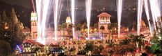 """The Mission Inn Hotel & Spa - Southern California's historic AAA-Four Diamond hotel will kick off the holiday season on November 24, 2017 with our 25th Annual Festival of Lights celebration a free, six-week-long holiday extravaganza featuring one of the nation's largest holiday light collections of its kind. """"Best Public Lights Display in the Nation"""""""